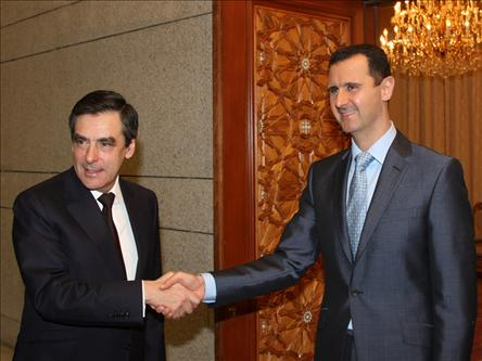 P.M. Fillon and Assad