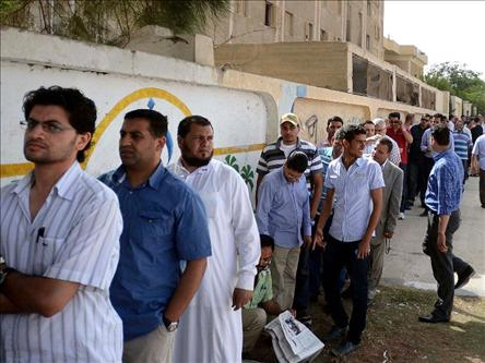 Egyptians vote on 2nd day of presidential election