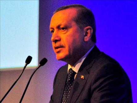 Erdoğan addresses the closing session of International Parliamentarians' Conference