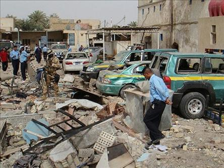 Al Qaeda claims responsibility for Iraq attacks