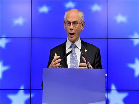 EU's Rompuy to visit Turkey