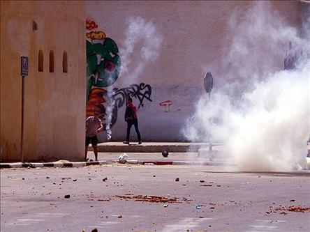 Clashes in Tunisia