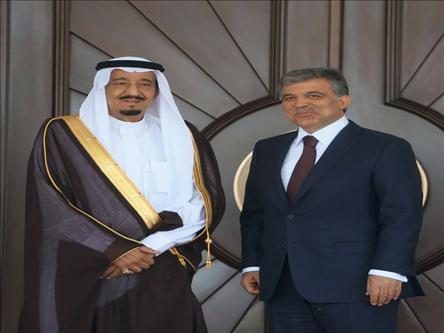 Saudi Arabian Crown Prince visits Turkey
