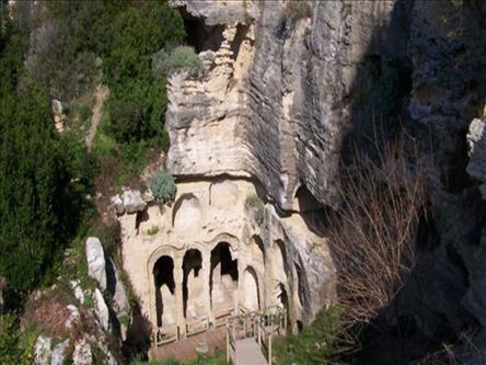 Titus-World's First Tunnel