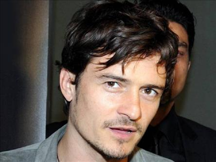 Orlando Bloom llega a Estambul